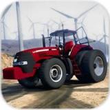 农用拖拉机自由狂飙