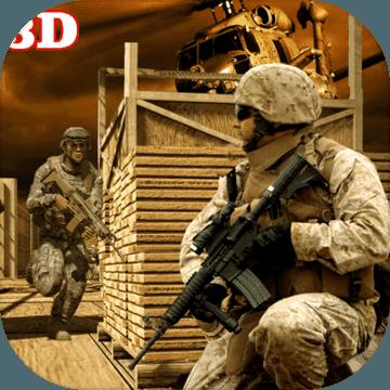 布拉沃军队士兵