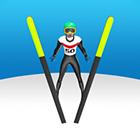 跳高滑雪破解版