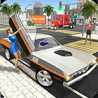 肌肉车模拟破解版