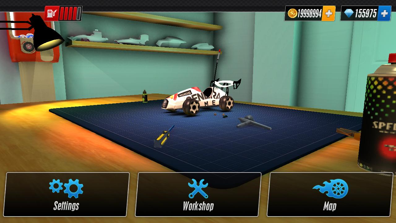 极限竞速2:高速赛车GT破解版