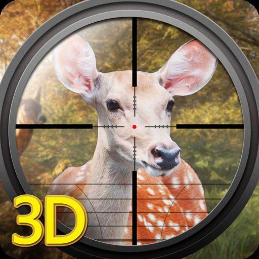 狙击手:动物狩猎破解版