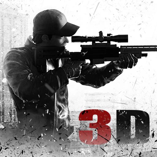 狙击行动3D:代号猎鹰中文经典版