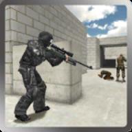 枪袭之战3D破解版