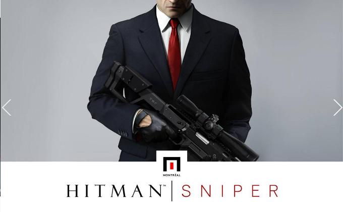 杀手:狙击破解版截图1