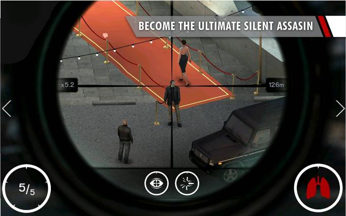 杀手:狙击破解版截图2