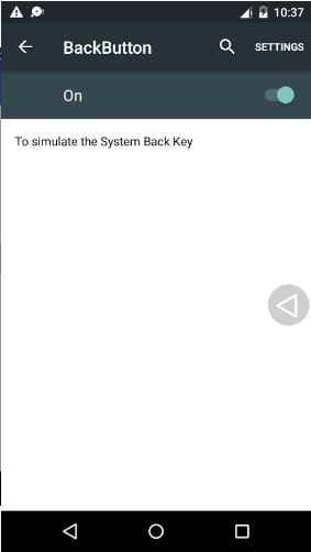虚拟返回键:Back Button截图2