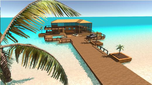 海洋家园生存岛破解版截图2