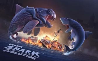 饥饿的鲨鱼进化截图1