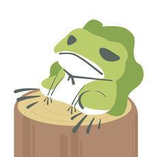 旅行青蛙跳一跳