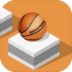 篮球跳一跳