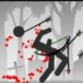火柴人弓箭手血腥战斗