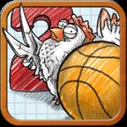 涂鸦篮球2破解版