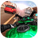 交通摩托车手