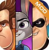 迪士尼英雄:战斗模式破解版