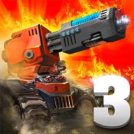 塔防传奇3:未来战争破解版
