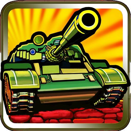 坦克现代防卫破解版