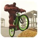 超级英雄的自行车