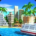 热带天堂:小镇岛破解版