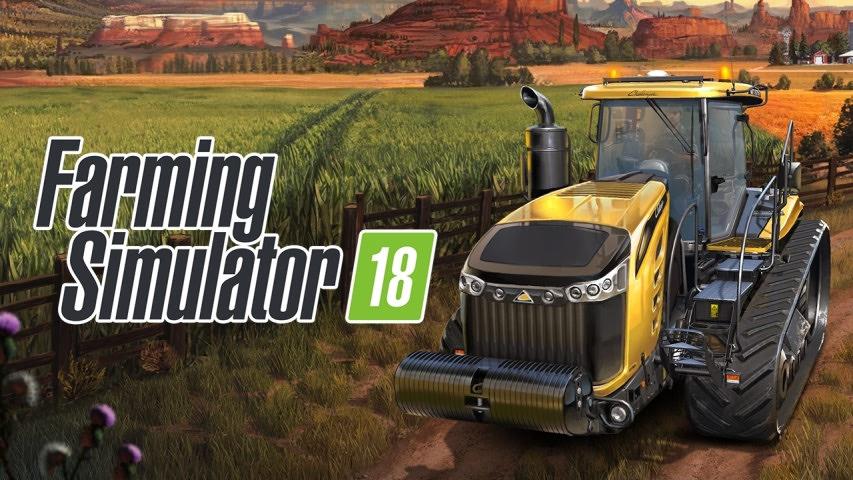 模拟农场18破解版截图4