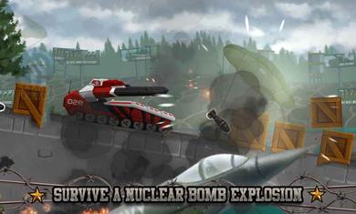 坦克竞赛破解版截图1