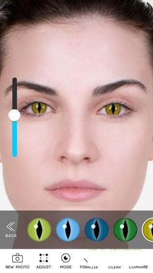 Eye Color Changer截图4