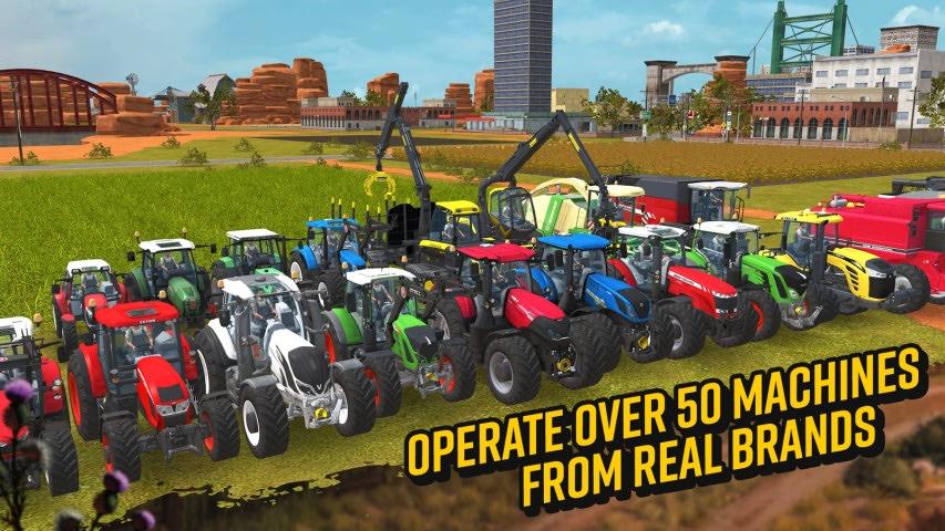 模拟农场18破解版截图3