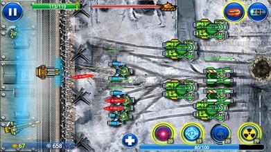 坦克现代防卫破解版截图2