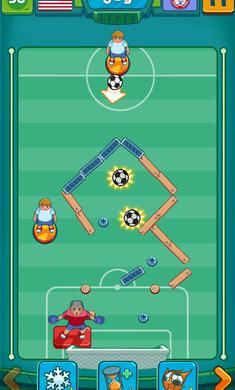 世界杯俄罗斯2018年:足球明星破解版截图3