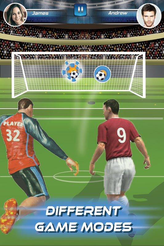 足球冠军英雄破解版截图2