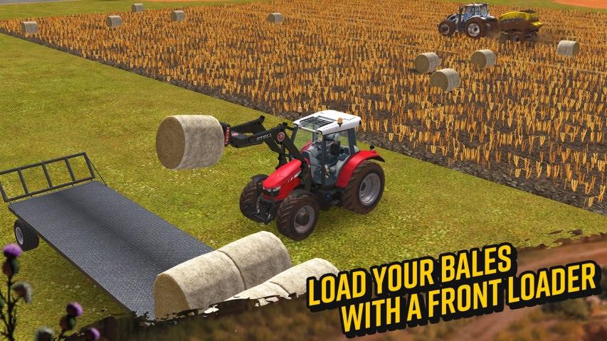 模拟农场18破解版截图1