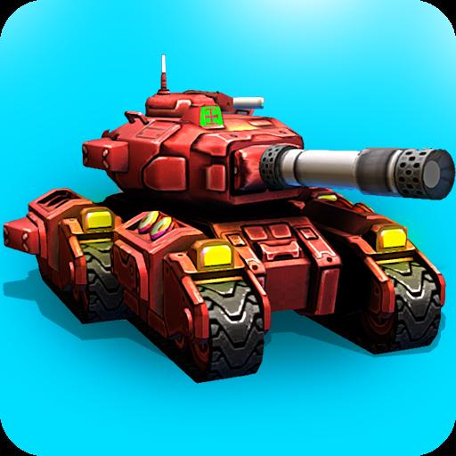 方块坦克大战2破解版