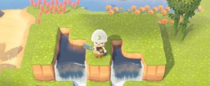 集合啦動物森友會瀑布怎么制造_集合啦動物森友會制造瀑布方法介紹
