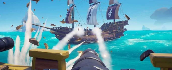 盗贼之海怎么规避敌人船只_盗贼之海敌船规避和逃跑方法介绍