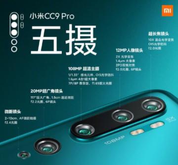 小米CC9 Pro怎么样_小米cc9 Pro值得买吗