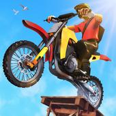 摩托车特技游戏
