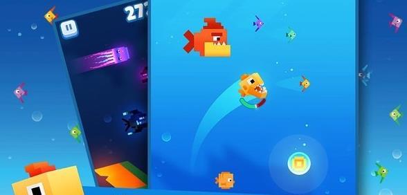 像素鱼2进化最新版截图4