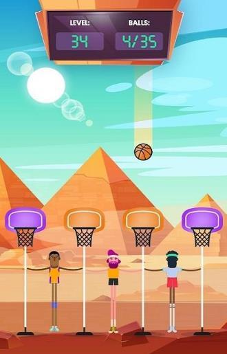 篮球狂热截图2