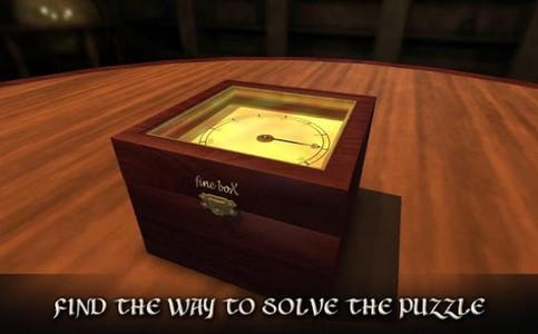 秘密之盒逃生截图2