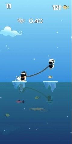 企鹅营救截图1