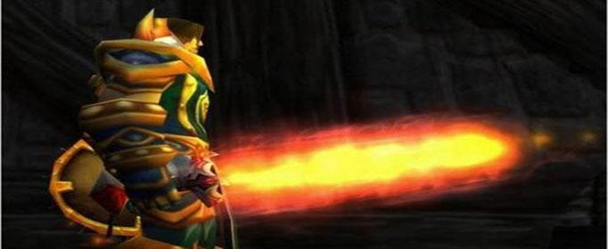 魔獸世界懷舊服提布的熾炎長劍哪里掉落